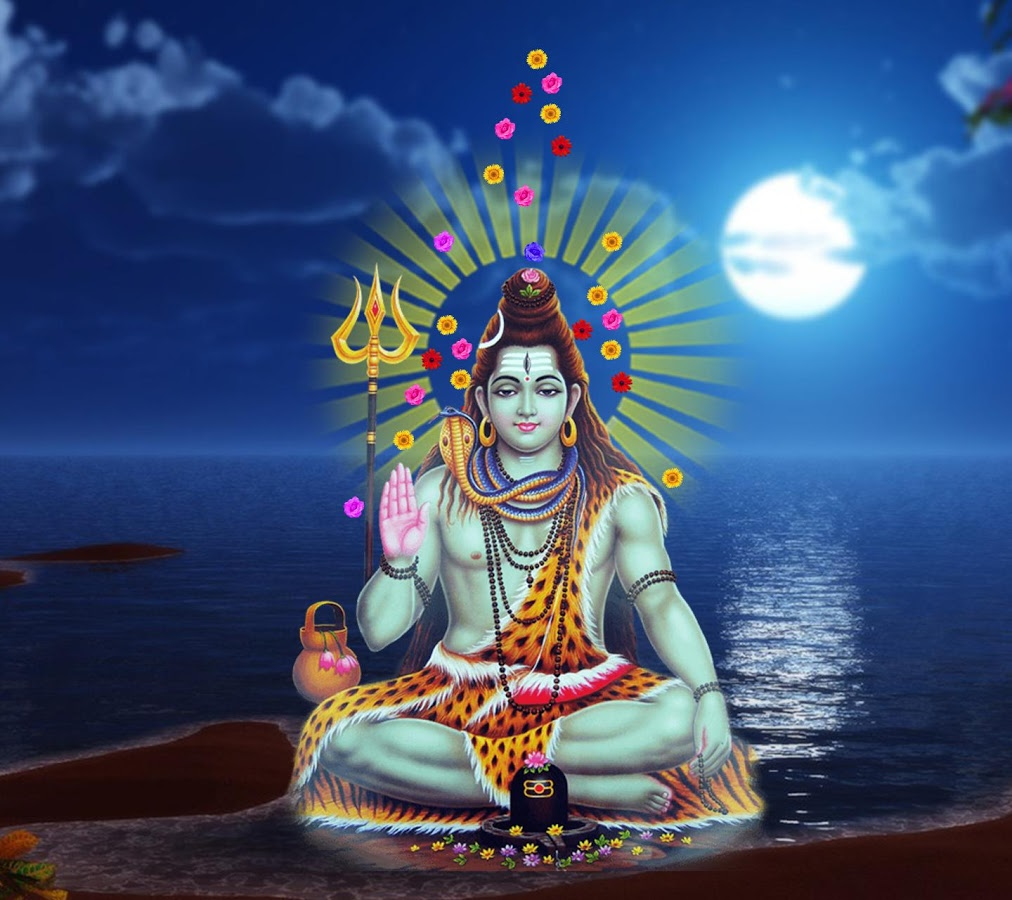 Celebrating Shivratri - the night of Shiva