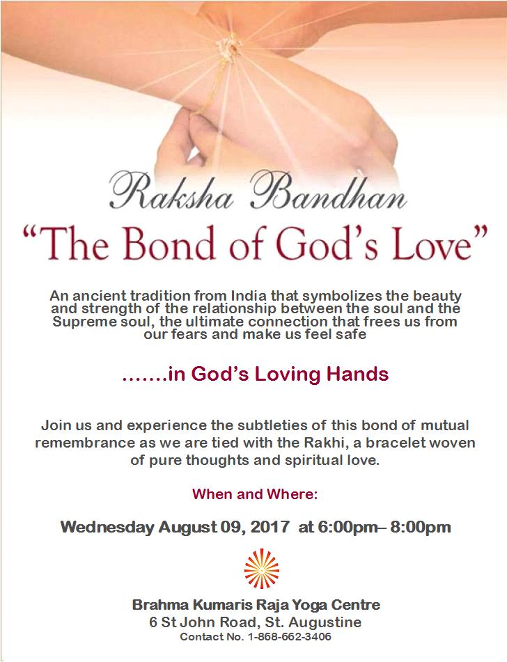 Raksha Bandhan The Bond of God's Love