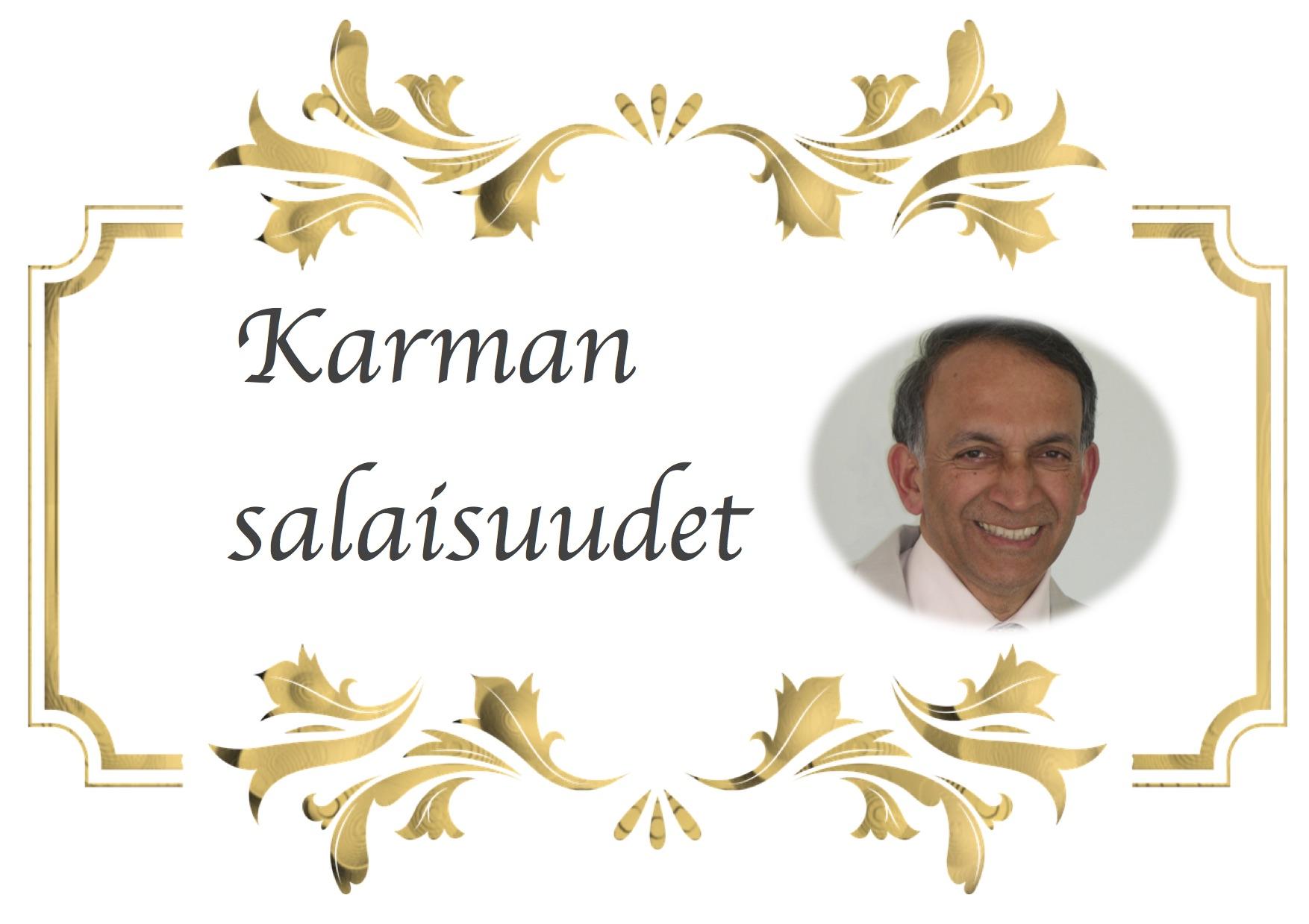 RETRIITTI TURUSSA: Karman salaisuudet