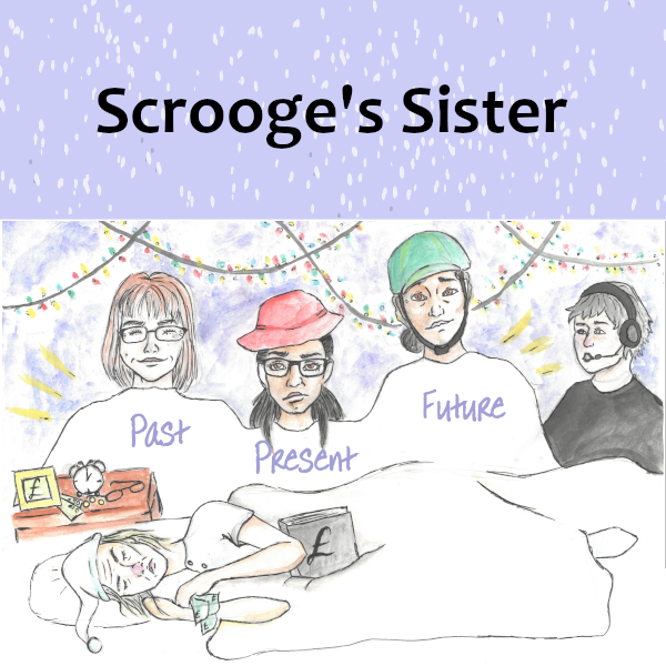 Special Seasonal Event : Inner Space Christmas Play : Scrooge's Sister