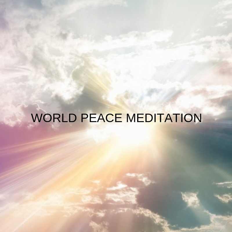 World Meditation for Peace