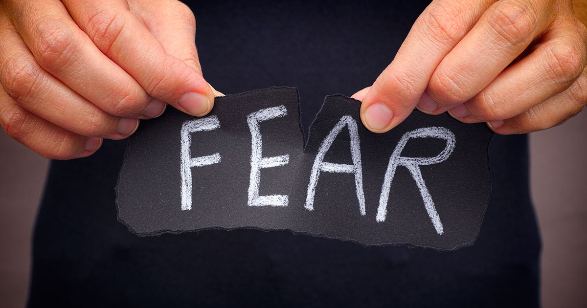 Food for the Soul - Conquering Fear