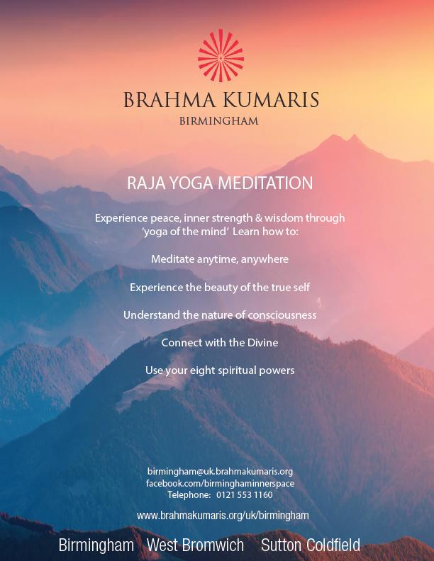 Welcome To The Brahma Kumaris United Kingdom Raj Yoga Meditation Course