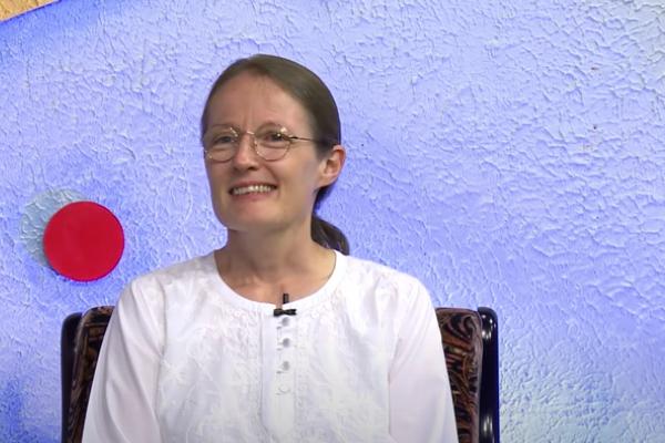Lotta Arbman: Itsekunnioitus - elämän välttämättömyys