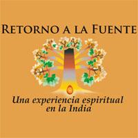 Retiro espiritual en la India