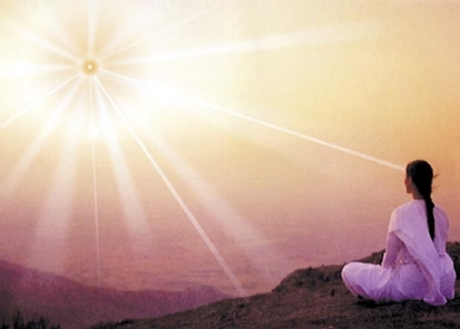 Международная медитация