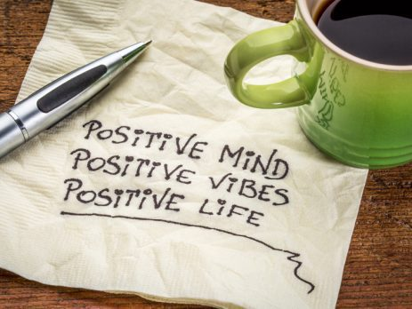 Positive Thinking in a Nutshell