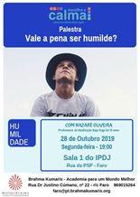 Escolha a Calma: Humildade - c/ BK Nazaré