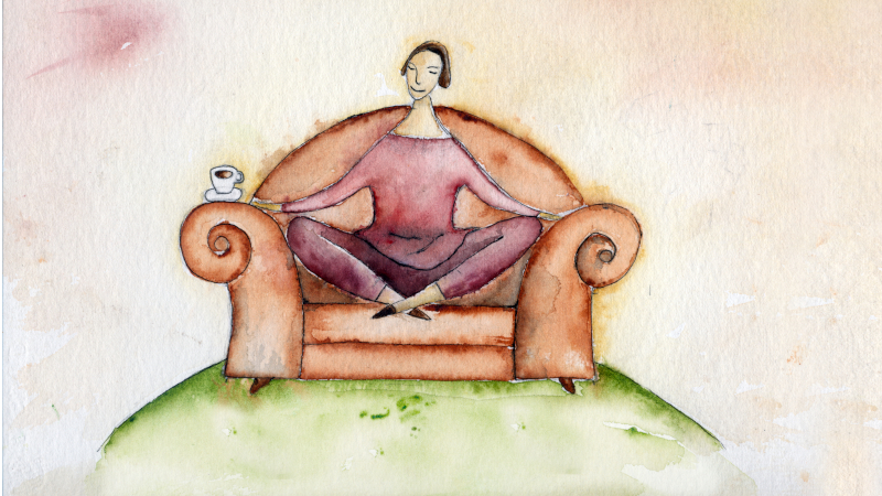 Meditation : Lunchtime Meditations - Online