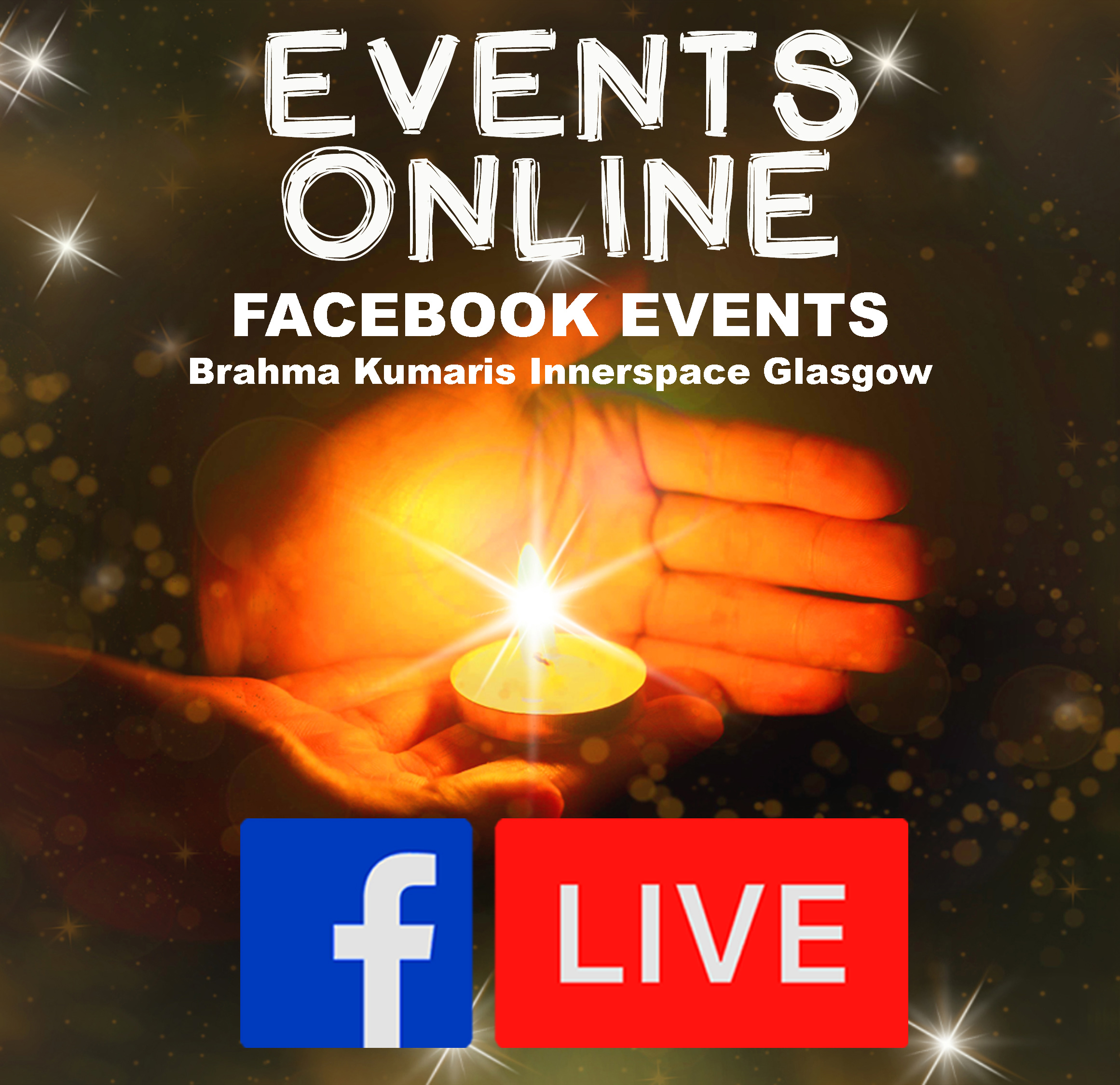 RECHARGE   Facebook LIVE