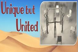 Unique but United