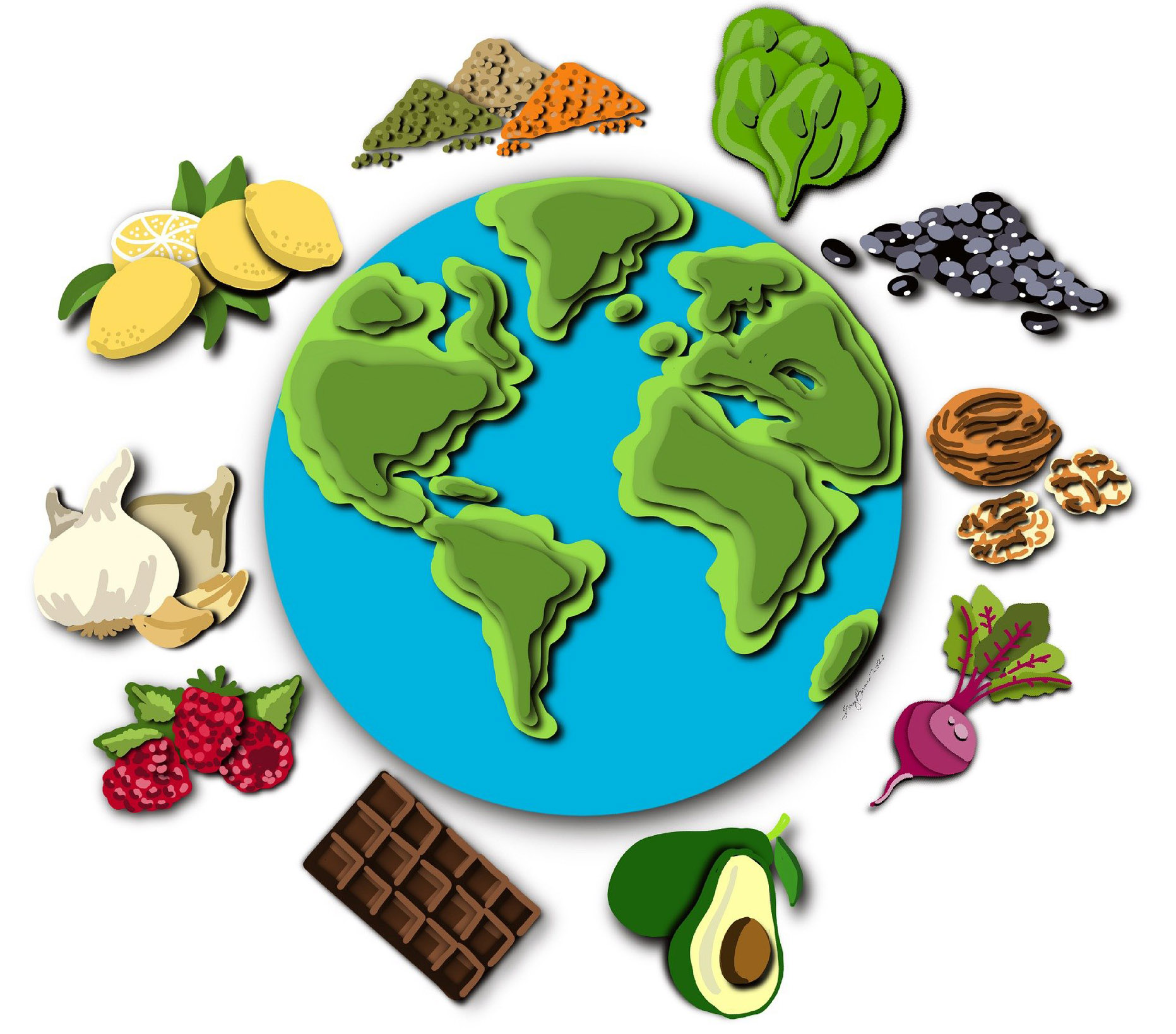 CONSCIOUS  CONSUMPTION CHANGING  FOOD  SYSTEMS