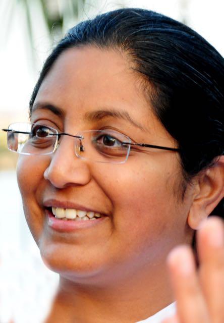 TURKU: Vasanti Patel - Vapaudu mukavuusalueistasi