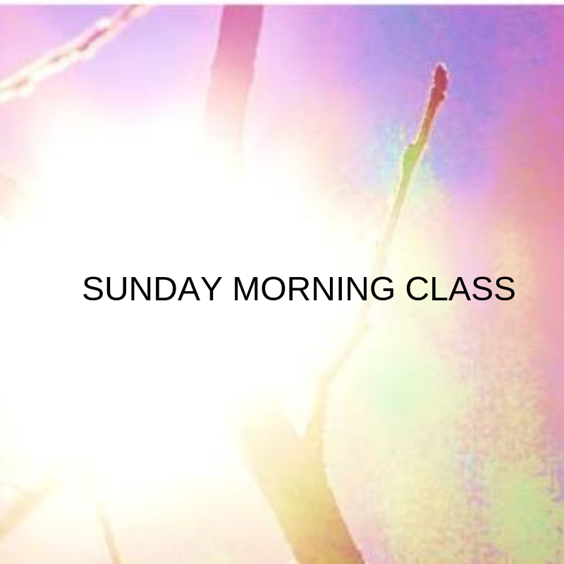 Sunday Morning Advanced Raja Yoga Class
