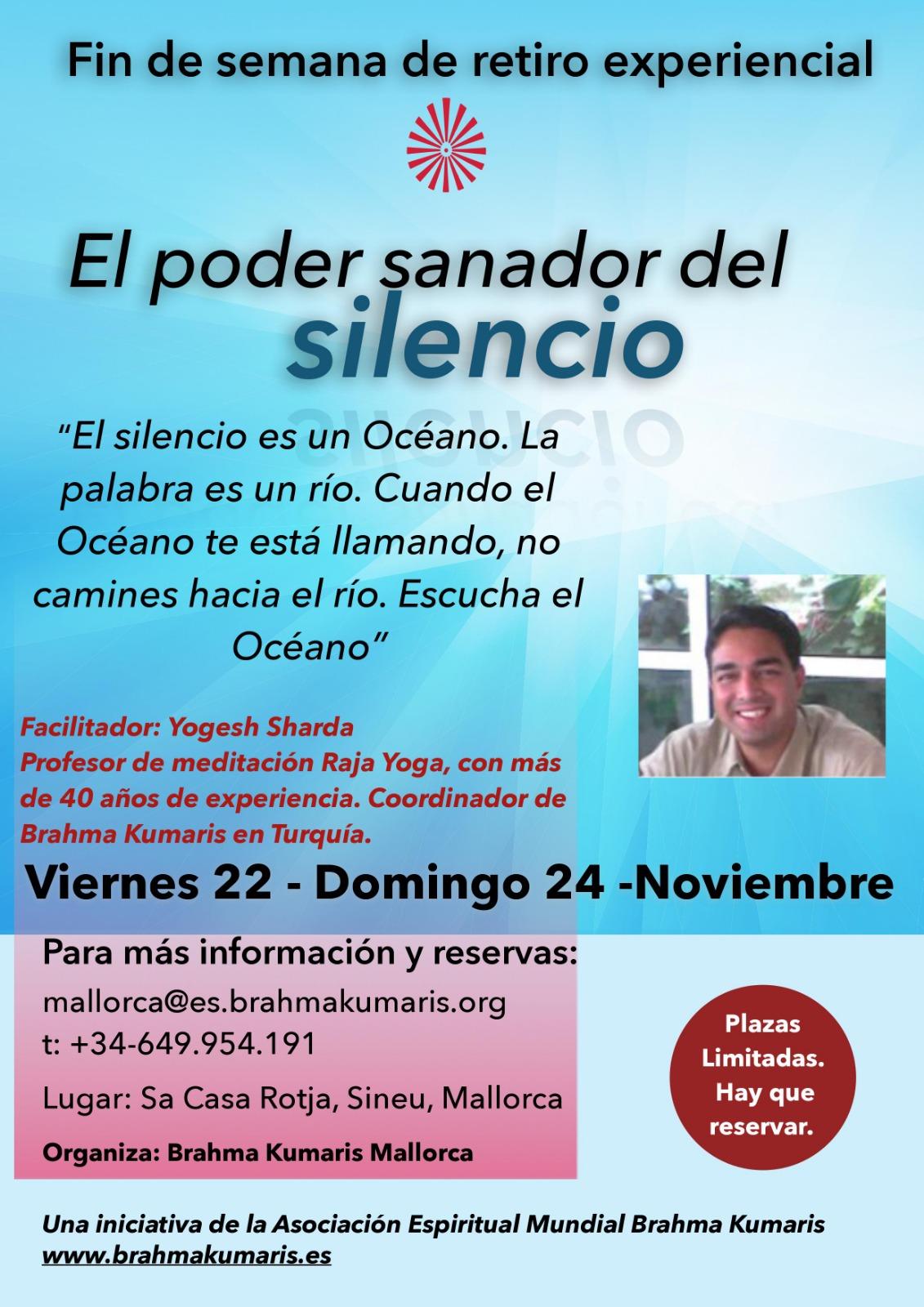 EL PODER SANADOR DEL SILENCIO