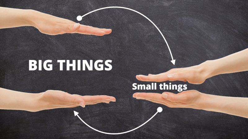 Workshop: How To Make Big Things Small... And Small Things Big