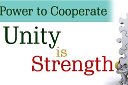 Unity is Strength - Power to Cooperate