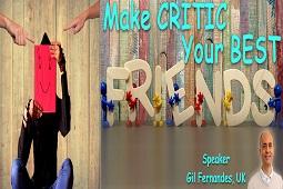 Make Critic Your Best Friend
